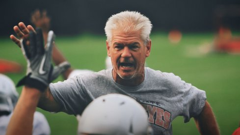 Kerry Coombs is ready for Ohio State's fall camp. Are you?
