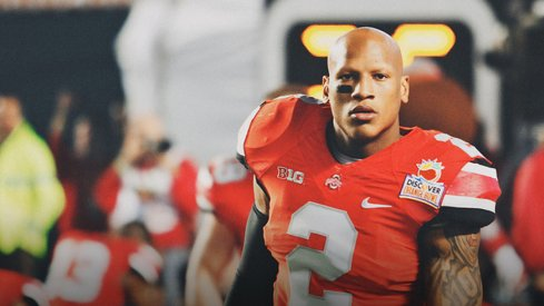 Ryan Shazier averaged 15 tackles per game over his last four outings for Ohio State.