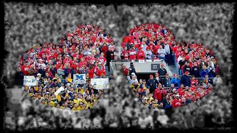 Ohio State vs. Michigan, 2006