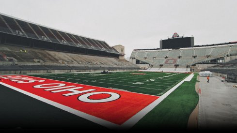 With new seats, Ohio Stadium's capacity climbs to 104,944.
