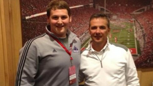 Tommy Kraemer and Urban Meyer