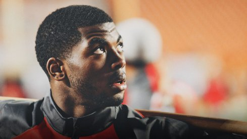 Redshirt freshman J.T. Barrett may be stepping into big shoes soon. Braxton Miller's shoes to be precise.