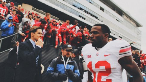 Doran Grant is one of Ohio State's returners on defense