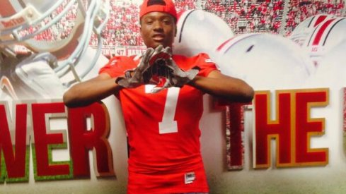 Four-star quarterback prospect Dwayne Haskins answers your questions.