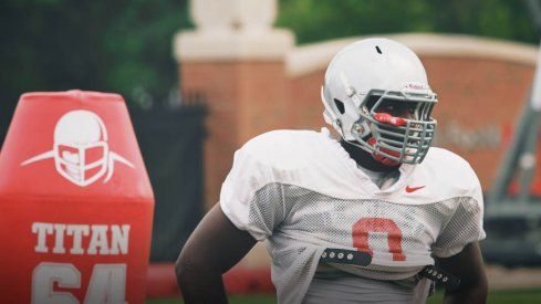 Noah Spence will have to sit out Ohio State's first two games.