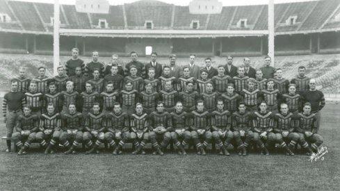 1927 Ohio State Football Team