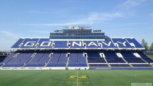 Preview: No. 5/6 Ohio State vs. Navy at Baltimore's M&T Bank Stadium