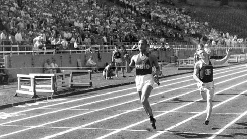 Jesse Owens in 1936
