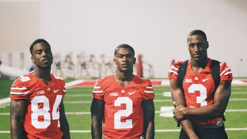 Corey Smith, Dontre Wilson, Mike Thomas