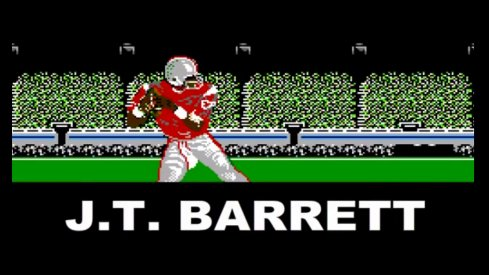 How do you make a hype video better? Add Tecmo Bowl.