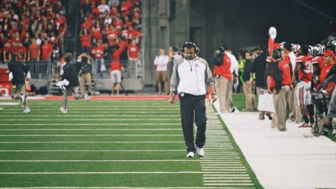 Urban ponders the end of Ohio State's 25-game regular season unbeaten streak