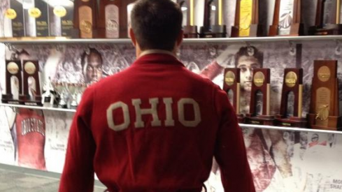 Ohio Robe from 1930s is phenomenal swag.