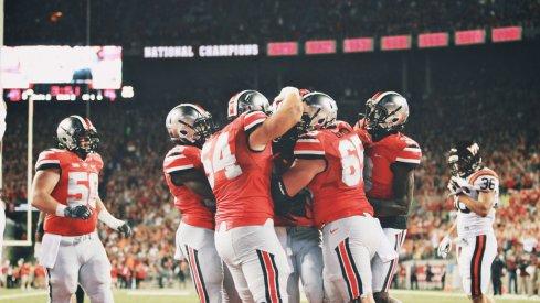 Ohio State's offensive line still needs improvement