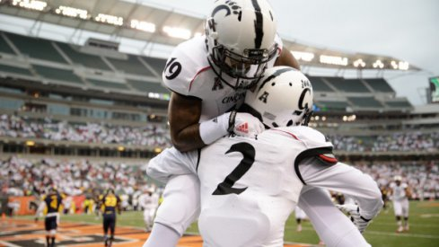 The Bearcats have had quite a few chances to celebrate so far in 2014