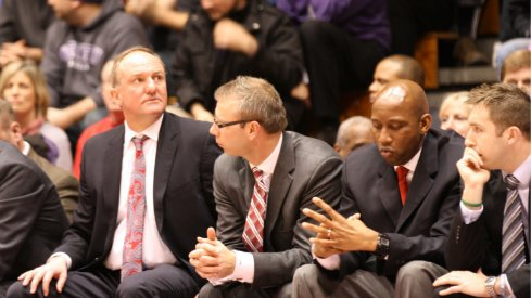 The football team returns to action and so does the basketball staff.