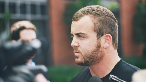 Jacoby Boren looking to settle in.