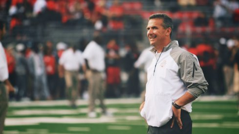 Urban Meyer raged for a bit.