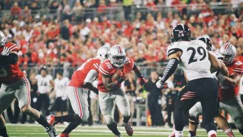 Ezekiel Elliott's not a replica of Carlos Hyde, but he doesn't need to be.