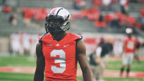 Michael Thomas is now listed as a starter at wide receiver – ahead of senior Devin Smith – on Ohio State's depth chart.