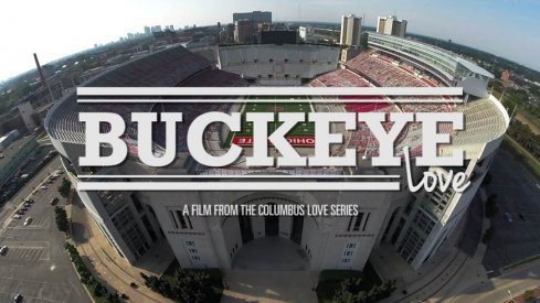 New video provides a drone's eye view of the great Ohio Stadium.