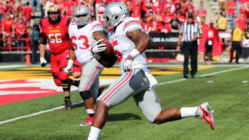 The emergence of linebacker Raekwon McMillan is just one factor in Ohio State's surge.