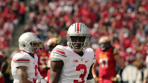 Michael Thomas is coming into his own at wide receiver for Ohio State.