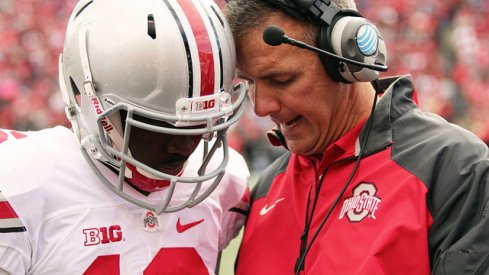 Urban Meyer coaches up J.T. Barrett against Maryland
