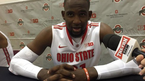 Anthony Lee will play one season for the Buckeyes