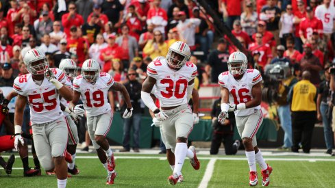 """Urban Meyer on his kickoff unit: """"Those are my guys."""""""