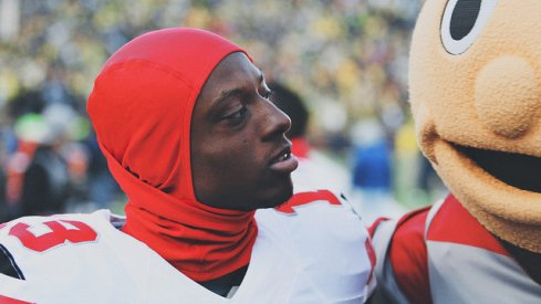 New Jersey is home for Eli Apple, but his heart has long belonged to Ohio State.