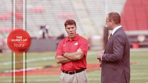 Chris Ash and Zach Smith