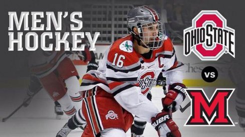 Miami and Ohio State clash on the ice this weekend.