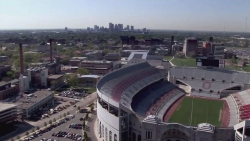 To many, Ohio Stadium and the city of Columbus mean home in a bigger way.