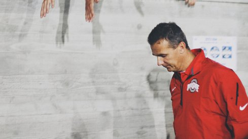 Urban Meyer went on ESPN's SVP & Russillo show to talk upswing Ohio State and its place in college football's picture.