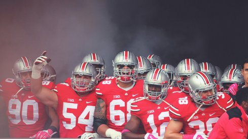 Ohio State is rolling, but repulsed by the idea of growing complacent.