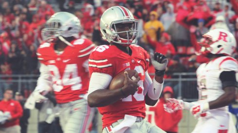 J.T. Barrett has keyed fast starts for Ohio State