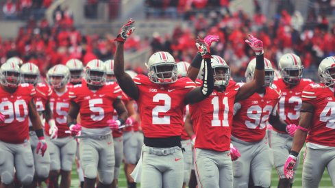 Dontre Wilson leads the Buckeyes.