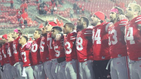 Ohio State will travel to Penn State on Saturday.