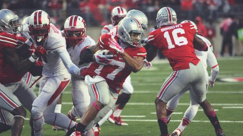 Urban Meyer has longed for Jalin Marshall to become a playmaker in his offense.