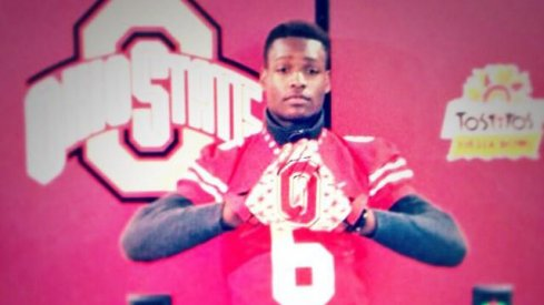 Rashod Berry joins Ohio State's recruiting class