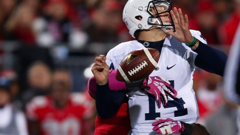Will Christian Hackenberg find more success in his second crack at the Buckeyes?