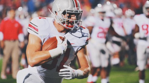 Nick Vannett is a huge part of Ohio State's 1-2 punch at tight end.