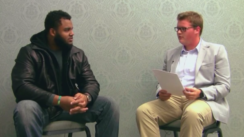 Michael Bennett interviewed by Scarlet and Gray Sports Radio's Brandon Beam