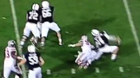 Watch Joey Bosa win the game at Penn State on a devastating sack.