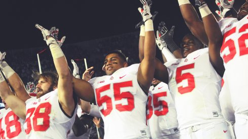 Ohio State escaped Happy Valley with a 31-24 win.