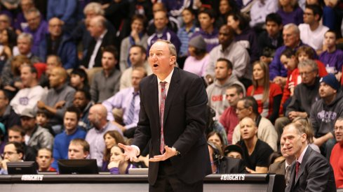 Thad Matta is excited for hoops season to start.