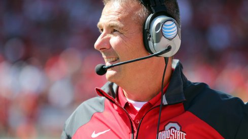 Urban Meyer: swagger on 100