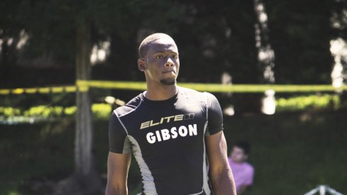 Ohio State has pursued Torrance Gibson for a while.