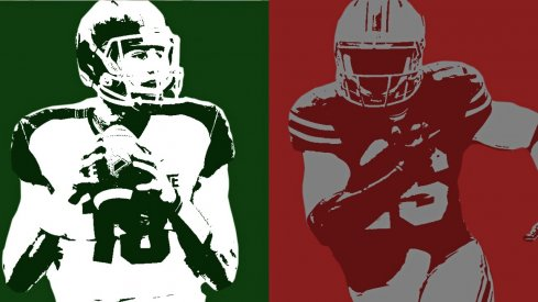 This hype video will get you going for Ohio State–Michigan State.