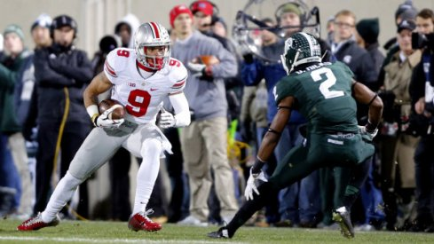 To unseat Michigan State, Ohio State took the Spartans' rallying cry and used it as its own Saturday night.